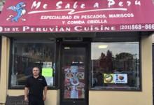 """EL RICO CEVICHE EN NEW JERSEY EN """"ME SABE PERU"""""""