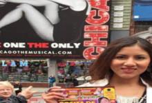CINTHYA JIMENEZ Canta y encanta en Estados Unidos