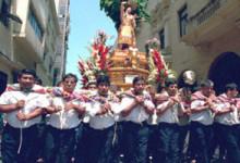 LA FIESTA DE SAN SEBASTIAN, CUSCO