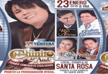 """aniversario del programa """"RAICES DE MI TIERRA"""" en el complejo Santa Rosa"""