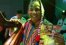 GUALBERTO APAZA  Apaga 4 velitas en el Huarocondo