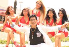 El San Valentín de  La cumbia peruana
