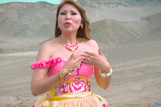 Gloria Sánchez y su «Secreto de amor»