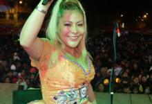 ELY DEL PERU ACLARA( ella se defendio contra Megan del Perú)