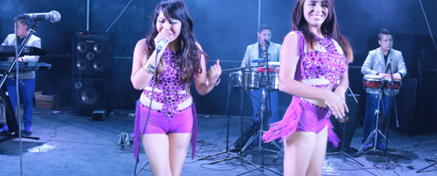 AGRUPACION LERIDA  Es una emoción y público  gozó de sus canciones