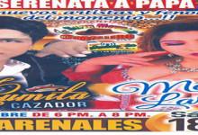 gran serenata a papá en Ayacucho con Pumita Cazador y Mery larico y otros artistas