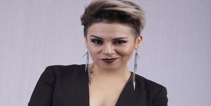 Ruby Palomino Lanza El aguajal en  versión rock fusión