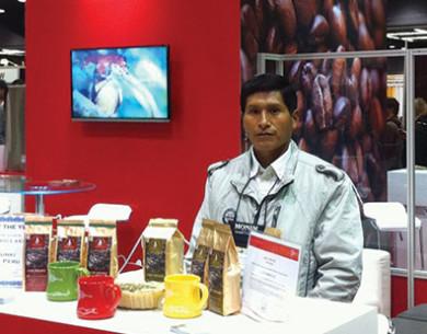 Mundialmente premiado café puneño Tunkimayo en Invita Perú