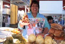 San Camilio, el mercado de Arequipa pa' comer rico