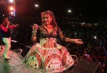 LUPITA SE REENCONTRÓ CON FANS de Lima