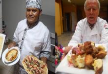 Fusión italo-peruana con chicharrón y pachamanca