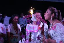 YARITA LIZETH YANARICO FESTEJÓ CUMPLE con fans de Lima