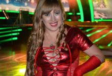 ASHLEY ROXANA LANZA VÍDEO CLIP