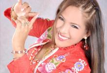 MILAGROS VIVANCO La sexy del folclor de aniversario
