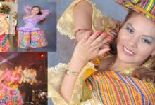 NATALY CHAVEZ Celebra a lo grande