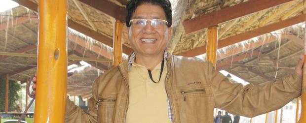 ALEJANDRO ZARATE  La leyenda viva de  la cumbia peruana