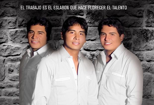 LOS HERMANOS CURI  El fenómeno musical  Ya está en Lima