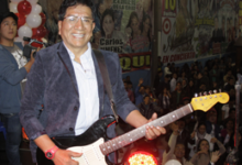 Los 50 años de  ALEJANDRO ZARATE  Se festejó a lo grande