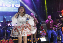 LUPE DULCE FLORICIELO  EN VIDEO CLIP