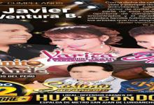 GRANDES ESTRELLAS EN CUMPLEAÑOS DE JAVIER VENTURA HUAROCONDO