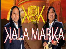 "K´ala Marka grabó con ""Pelo"" de Ambrosio"
