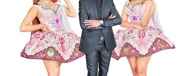 Con  WALTER CHAMBI  PURA OSADIA  Sigue la historia musical
