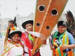 Navidad con pastores, huaylías y negritos en Lima Sur