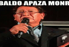 FALLECIÓ EL COMPOSITOR DE QUE LINDO SON TUS OJOS