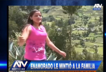 ATV PATINA CON VIDEO, presenta a Rosy Morillo como finadita de la maleta