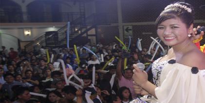 AYACUCHO espera a  FLOR JAVIER…y viene a Lima otra vez
