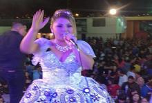 LOURDES HUACHACA LA HIZO LINDA EN TACNA