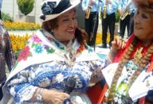 FLOR DE LA OROYA LEYENDA VIVENTE DEL FOCLOR