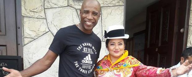 ¿Racismo en el folclor? Cuto rompe el mito de que los morenos no gustan del huayno