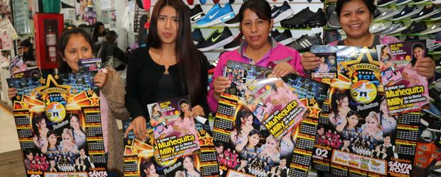 CAMPAÑA REGALONA DE FULL RITMO Y STAR PRODUCCIONES