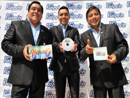 Hermanos Yaipén lanzan nuevo disco