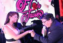 CHINITO DEL ANDE LA coronó a Flor Javier