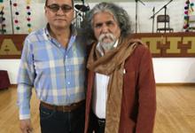 Manuelcha Prado ofreció concierto en Brisas del Titicaca