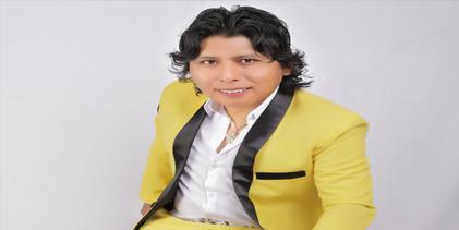 EDSON MORALES EN ANIVERSARIO DE JULIACA