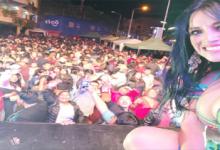 Katy Jara conquistó a bolivianos