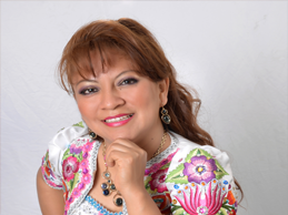 Juanita Valdivia en el  Misky Andahuaylino