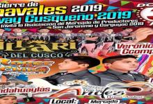 DESPEDIDA DE CARNAVALES EN EL CUSCO