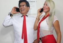 los 34 años de El Teléfono PINTURA ROJA