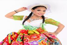 NATALY SALAZAR festeja en el mundial del santiago