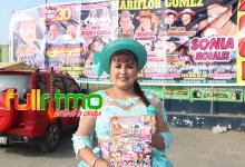 Los Shapis y Sonia Morales en fiesta de Mariflor Gómez