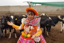 fiesta de santiago con Clara Luz