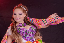 Nataly Chavez Festeja día de Papá