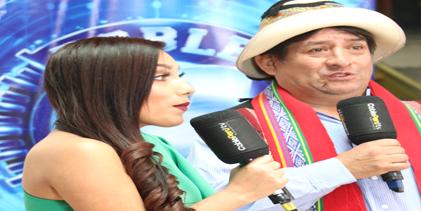 CHOLO CIRILO CON EXITOSO PROGRAMA DE TV