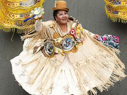 aniversario de Huancané en Lima