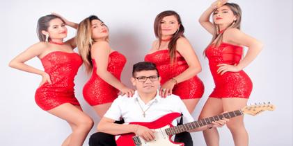 huayno chicha con KIRA INTERNACIONAL