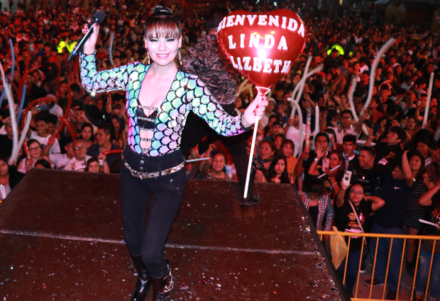 LINDA LIZBETH triunfo esperado en Lima !!!